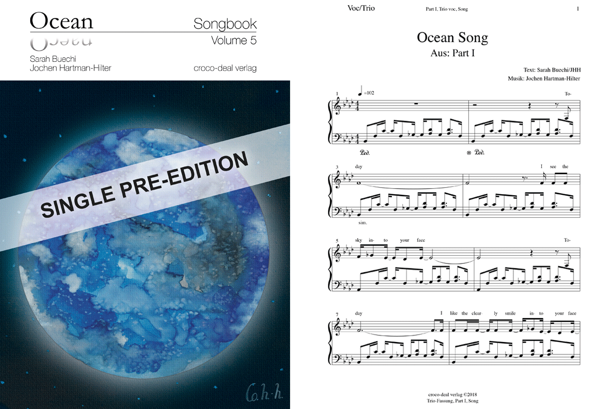 Band 5 - Ocean Songbook